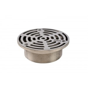 150mm Circular grating - Threaded
