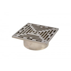 150x150 Square Grating - Direct Fit