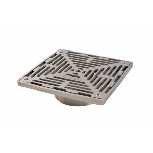 200x200 Square Grating - Direct Fit