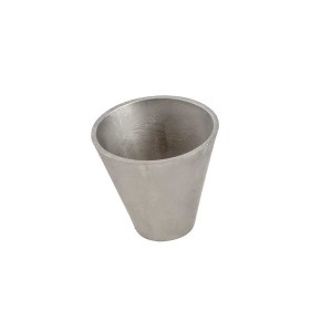 Circular Funnel - Stainless Steel