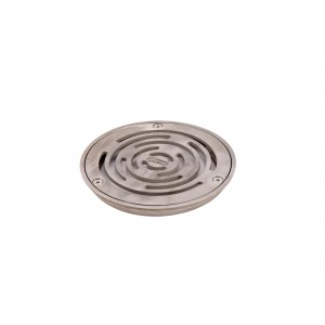 150mm Circular decorative grating for Vinyl floor